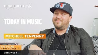Mitchell Tenpenny: The Today in Music Interview Video