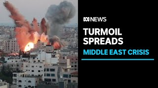 Israel conducts deadliest air strike this week in Gaza City, tensions spread to West Bank | ABC News