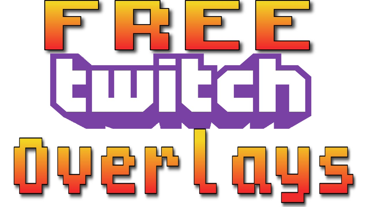 FREE Twitch Overlays !!