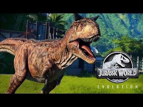 ISLA NUBLAR SANDBOX + FALLEN KINGDOM DLC - CONFIRMED! | Jurassic World: Evolution BIG Reveal