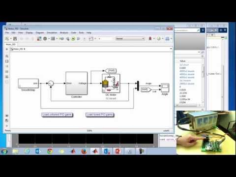 Real-Time Simulation and Testing with Simulink Real-Time