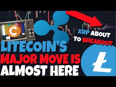 Litecoins MAJOR Move Is Almost Here & XRP - Switzerland's Largest E-Retailer Now Accepts Crypto
