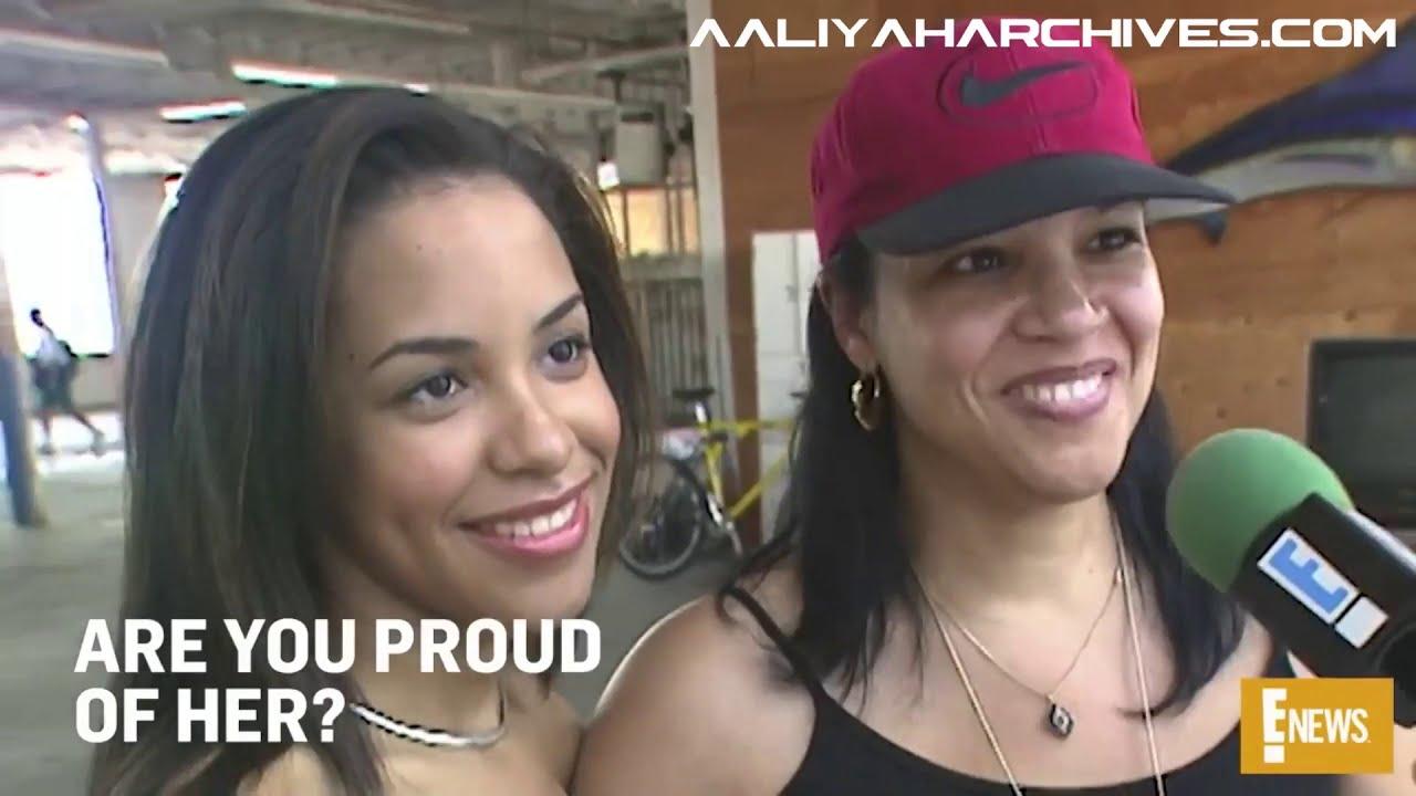 Download Aaliyah & Diane Haughton Interview 1997 (Rare)