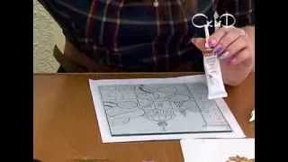 мастер-класс рисование по стеклу(, 2014-02-21T16:14:56.000Z)
