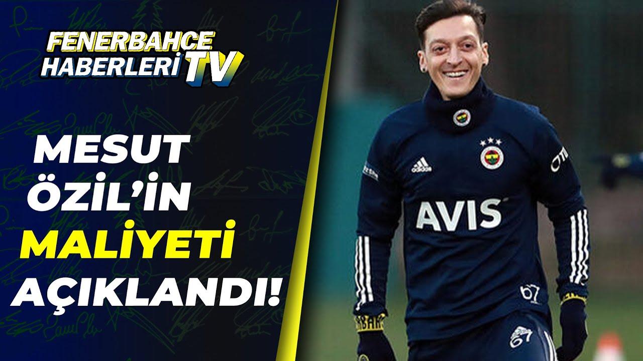 Fenerbahçe Mesut Özil'in Maliyetini Resmen Açıkladı!  İşte Gerçek Fenerbahçeli!