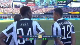 ICC BOSTON: AS Roma vs Juventus Highlights