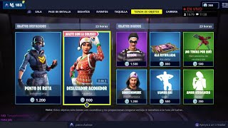 THE *NEW STORE* OF FORTNITE TODAY DECEMBER 9: THE RETURN OF THE *OLD SKINS* OF CHRISTMAS!!!