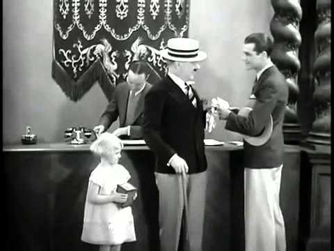 W C  Fields & The Little Girl