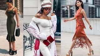 СТИЛЬНЫЕ ОБРАЗЫ ВЕСНА ЛЕТО 2021 2022 МОДНЫЕ ИДЕИ мода стиль фасон