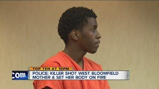 Teen charged in murder of West Bloomfield woman