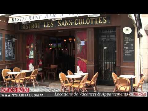 Paris, France - Visite Guidée du Quartier de La Bastille (Partie 3)
