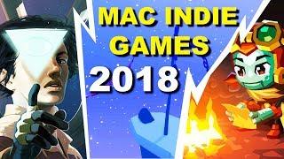 Top 10 Mac Indie Games of 2018