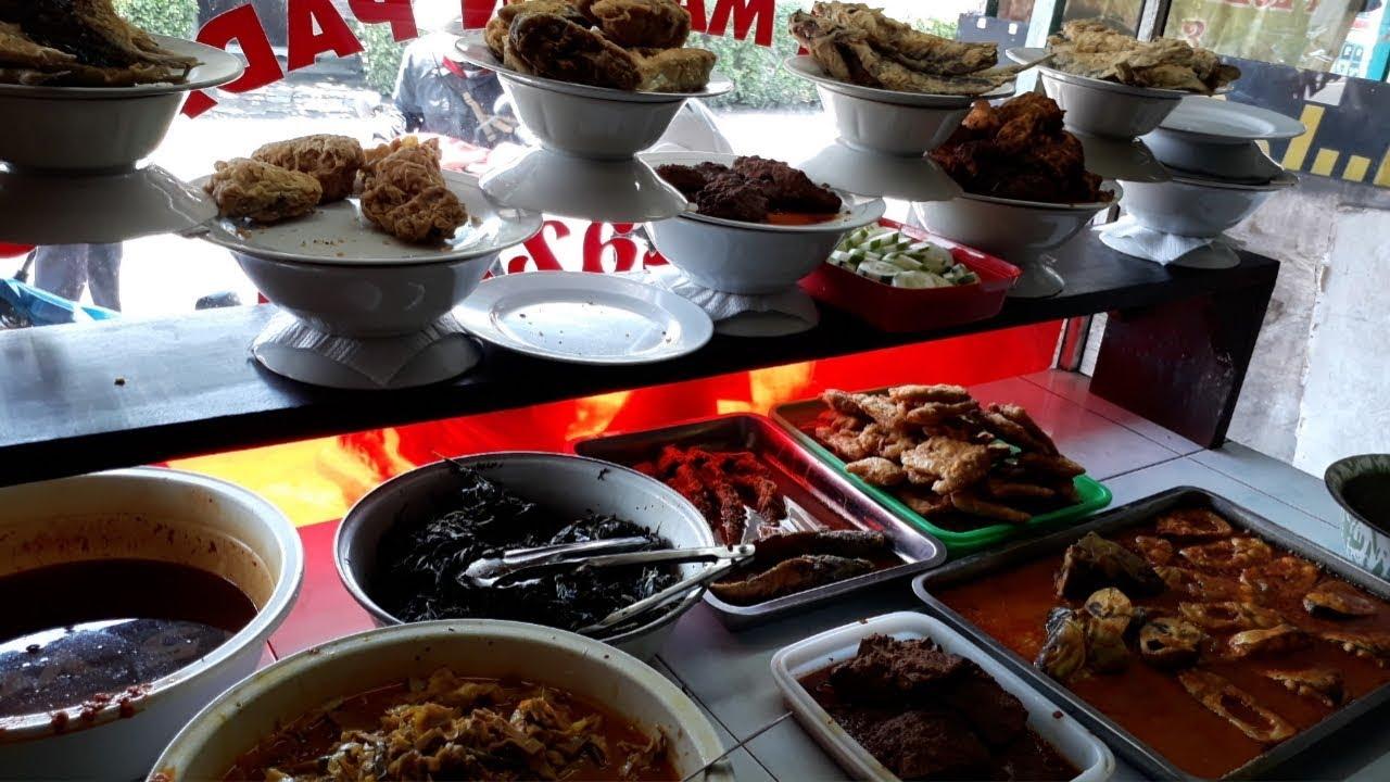 Warungnya Kecil Tapi Enak Banget Dan Murah Rumah Makan Padang