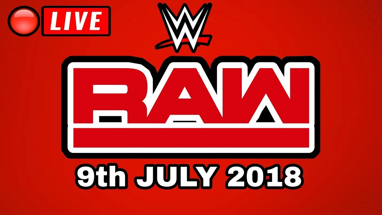 Myusernamesthis Fans Play Roblox Fan Roman Reigns Wwe Raw July 9th 2018 Live Stream Full Show Live Reactions Youtube