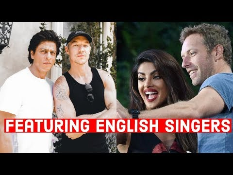 Top 10 Indian Songs Feat English Singers