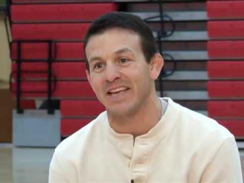 Naperville Central Wrestling Coach Rob Porter December 2011