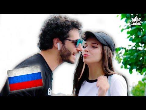 ► Ligando Rusas Hablando Ruso