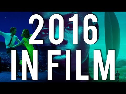 2016 in Film: Ode to the Dreamers (Movie Mashup)