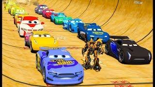 Скачать Мультики про Машинки Человек Паук Мультфильм Цветные Машинки и Супергерои Для детей