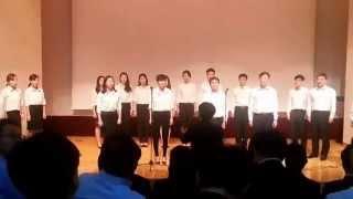 14. 6. 3. 하나되어 - HP Korea the Harmony 합창단