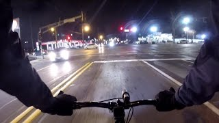 Bicycle Commuting Pros And Cons Tips Night Cycling Bike Blogger