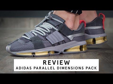 Adidas Consortium A//D Pack |Review