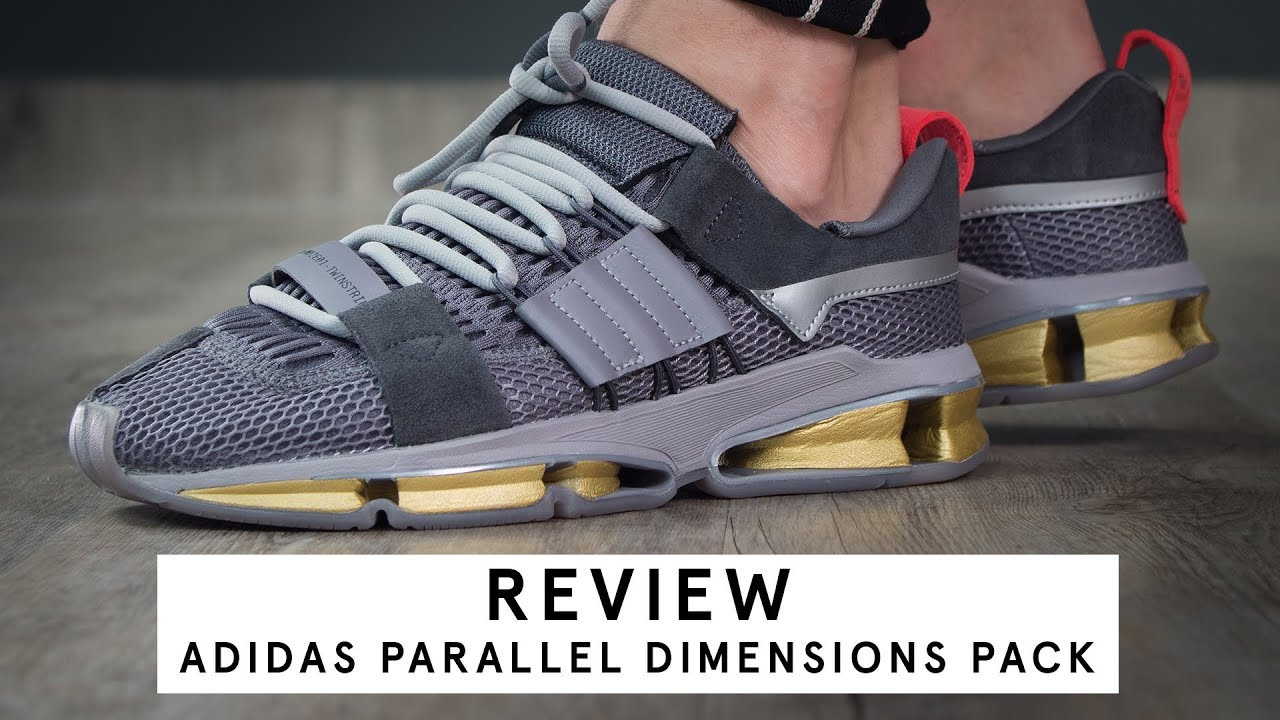huge discount 1a0d5 48d75 Adidas Consortium AD Pack  Review