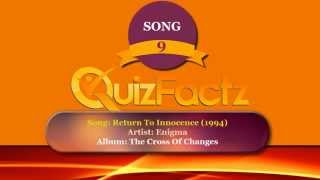 1990s Music Quiz 1 - Guess the song!