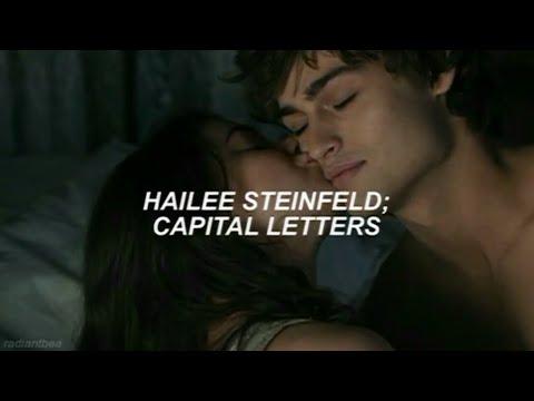 Hailee Steinfeld - Capital Letters // español