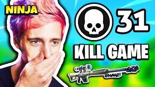 Video NINJA LOSES A 31 KILL GAME | Fortnite Daily Funny Moments Ep.165 download MP3, 3GP, MP4, WEBM, AVI, FLV Agustus 2018