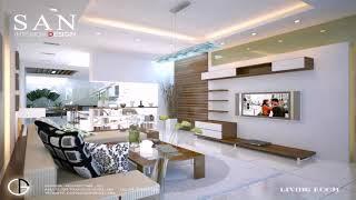 Modern Interior House Design 2015