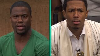 EXCLUSIVE: Nick Cannon and Kevin Hart Get Real at 'Real Husbands of Hollywood' Reunion