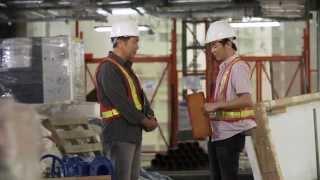 Construction Site Supervision (Drama) - English