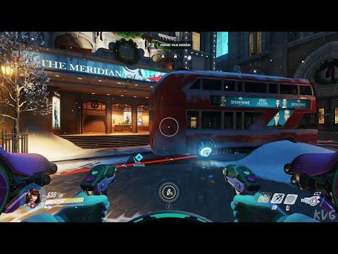 Overwatch (2021) - Gameplay (PC UHD) [4K60FPS]