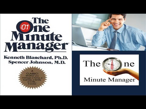 one minute management For more than twenty years, millions of managers in fortune 500 companies and small businesses nationwide have followed the one minute manager's techniques.