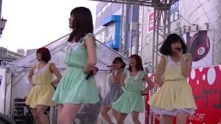 純情!トロピカル丸 2014年1月5日、横浜VIVRE前広場.