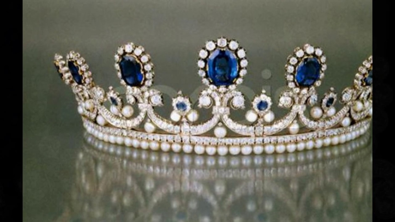 The French Crown Jewels Copy Fake Replica Faux Queen Marie