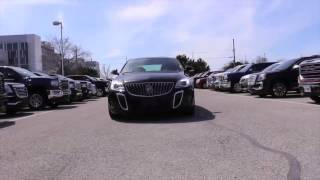 2017 Buick Regal GS...Power And Luxury Come Together