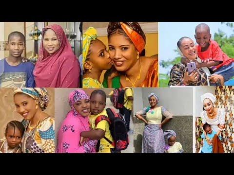 Download Hotunan jarumai matan kannywood tare yaransu (kannywood actress and their children)