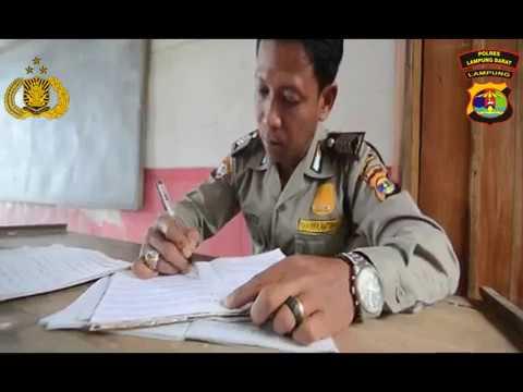 PERJUANGAN ANGGOTA BHABINKAMTIBMAS POLRES LAMPUNG BARAT Mp3
