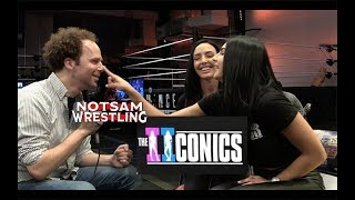 The IIconics - Real Relationship, Not Blowing Promos, Super Show Down, etc - Notsam Wrestling