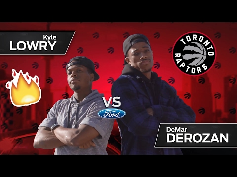 Kyle Lowry and DeMar DeRozan FUNNY and BEST MOMENTS Together 2017!