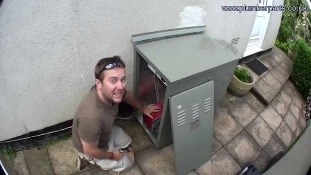 Outdoor Boilers Plumbing Tips Youtube