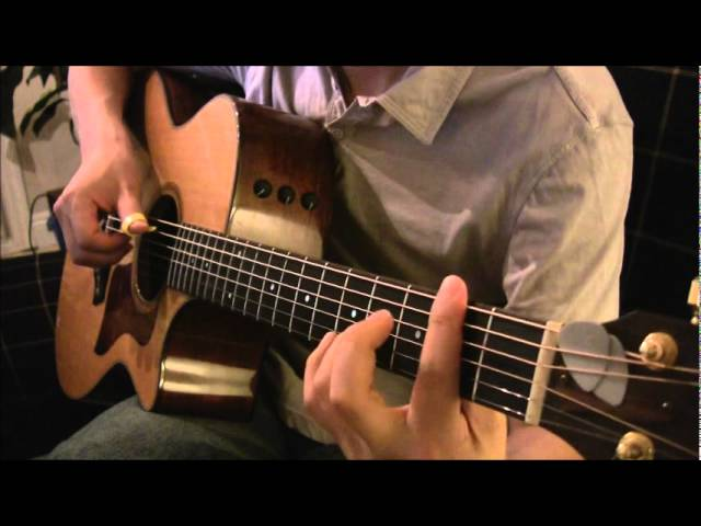 blessed-assurance-fingerstyle-guitar-tab-hofei
