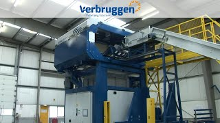 Palletiseermachine/Palletizing machine Verbruggen Emmeloord (VPM-8)