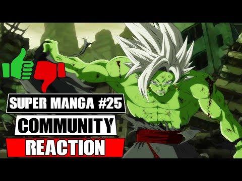 Dragon Ball Super Manga Chapter 25 Community Reactions! Goku Learning Hakai, Broken Story & More