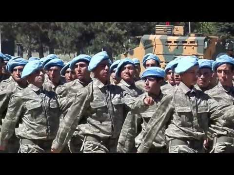 komando yemin töreni tören geçişi 933 merkez isparta