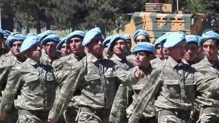 Komando Yemin Töreni Tören Geçişi 93/3 Merkez ISPARTA