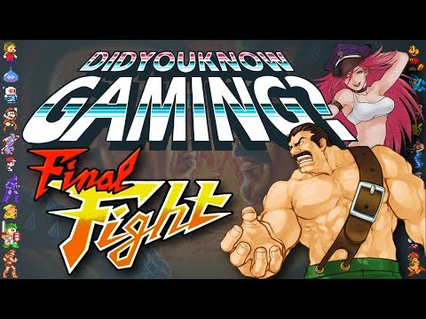 Final Fight  Did You Know Gaming? Feat. Two Best Friends Play Matt