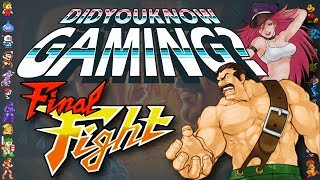 Final Fight - Did You Know Gaming? Feat. Two Best Friends Play (Matt)